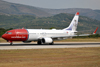 B737-86N Norwegian Air Shuttle LN-NOJ Split_Resnik (SPU/LDSP) August_10_2013