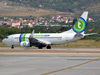 B737-7K2 Transavia Airlines PH-XRX Split_Resnik (SPU/LDSP) August_04_2012