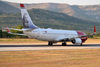 B737-8JP Norwegian Air Shuttle LN-DYF Split_Resnik (SPU/LDSP) August_10_2013