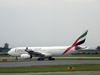 A330-243 Emirates A6-EAQ Prague_Ruzyne August_11_2010