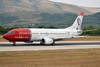 B737-36N Norwegian Air Shuttle LN-KKL Split_Resnik (SPU/LDSP) August_10_2013