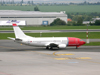 B737-36Q Norwegian Air Shuttle LN-KKQ Prague_Ruzyne July_02_2009